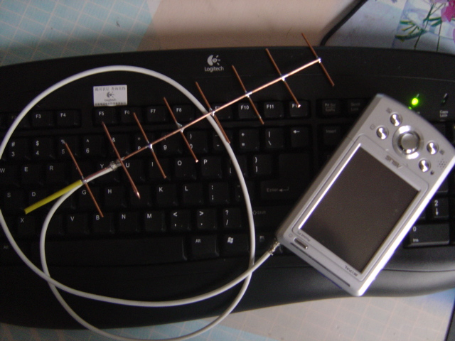 wlan/wifi 天线 天线制作